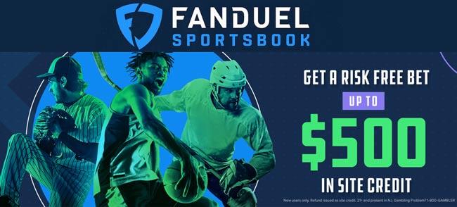 fanduel free bets