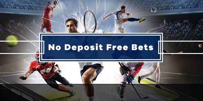 sports betting free bonus no deposit