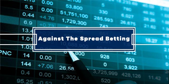 Betting the spread how does plus minus betting workforce