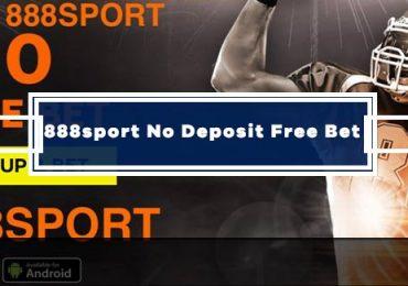 888Sport $10 Free - No Deposit Needed