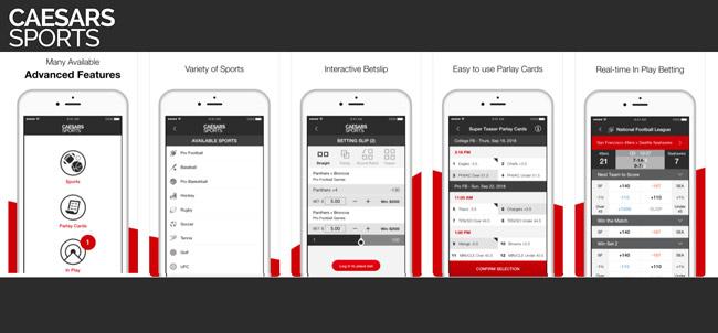 caesars betting app