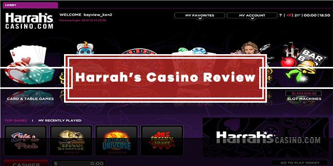 harrah's casino review