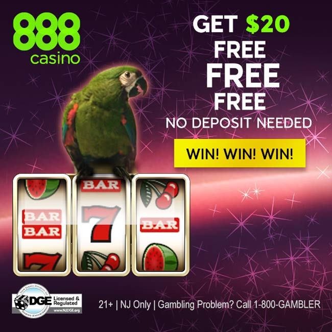 888casino new jersey bonus