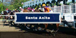 Today's Santa Anita Picks