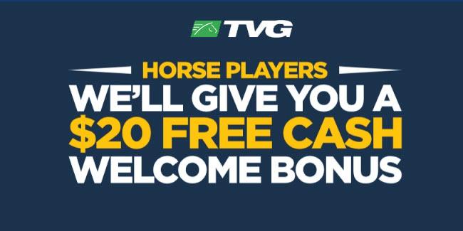 tvg no deposit free bet