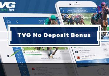 TVG $20 No Deposit Free Bet For Horse Racing