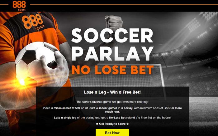 888sport soccer parlay insurance