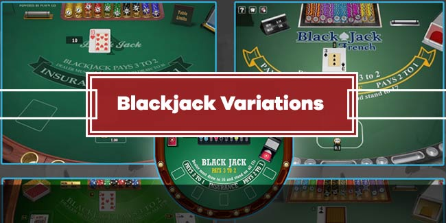 Blackjack Variations: All You Need To Know