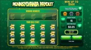 pennsylvania payout