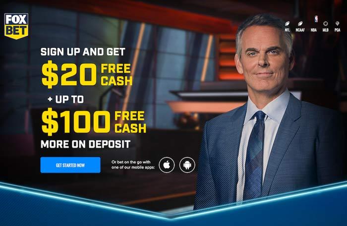 foxbet no deposit free bet