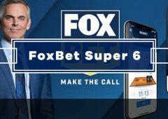 Fox Super 6 Picks – Win $1 Million This Week – Free To Play