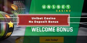 Unibet Casino No Deposit Bonus: $10 Free For NJ and PA Players