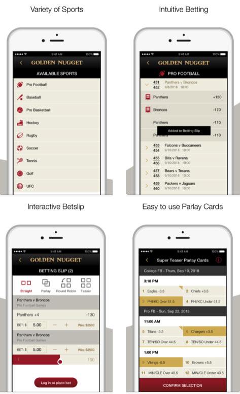golden nugget betting app