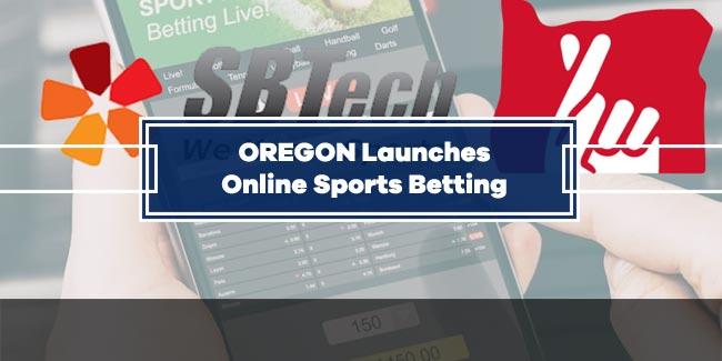 OREGON Lottery Launches Scoreboard Sports Betting App