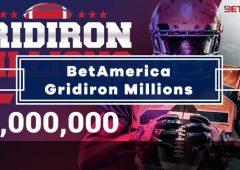 BetAmerica Gridiron Millions Picks