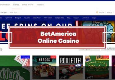 BetAmerica NJ Online Casino Review