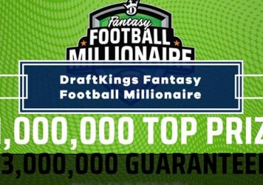DraftKings Fantasy Football Millionaire - How To Play