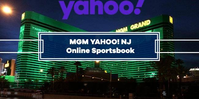 MGM and Yahoo launched Sportsbook in New Jersey