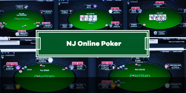 NJ Online Poker - Freeroll, Bonus, Rakeback (May 2021)
