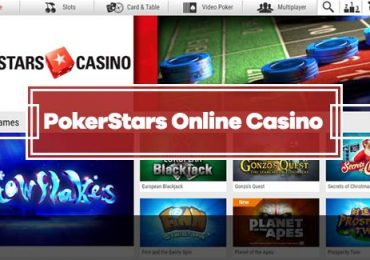 PokerStars Online Casino Review
