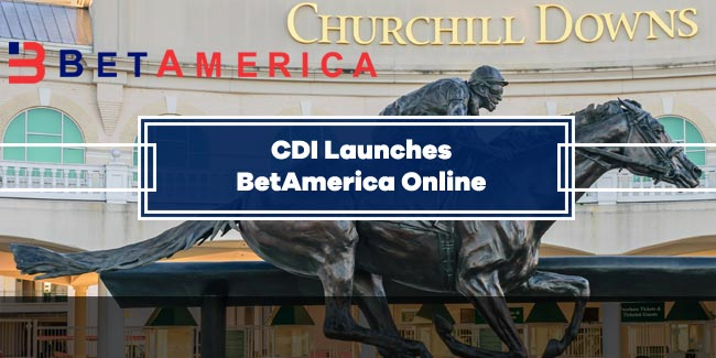 CDI launched BetAmerica online sportsbook in Indiana and Pennsylvania