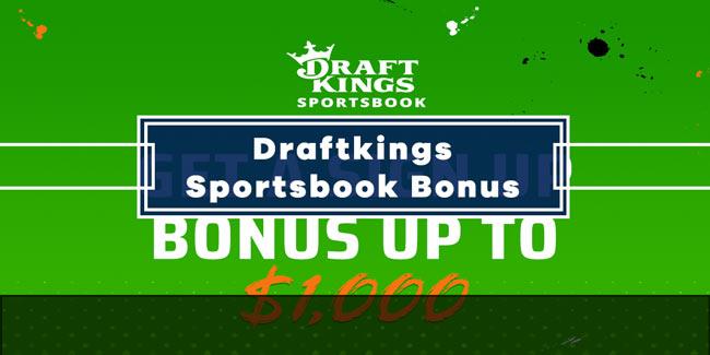 DraftKings Sportsbook Promo Code -  $1000 Betting Bonus