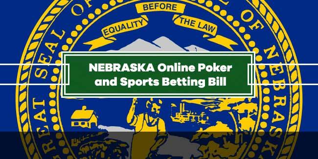 Nebraska Online Sports Betting and Poker Bill