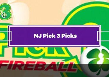 NJ Pick 3 - Today's Smart Picks!