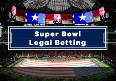 Super Bowl Legal Betting - US Online Sports Betting List