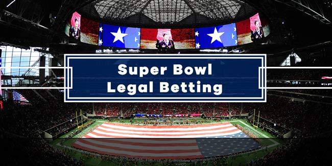 Super Bowl Legal Betting - US Online Sports Betting List