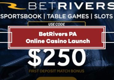 BetRivers PA Online Casino Launch