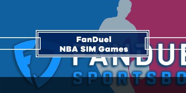 FanDuel NBA SIM Sports