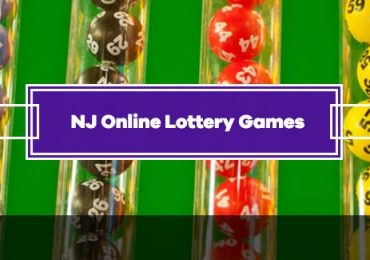 NJ Online Lottery Games