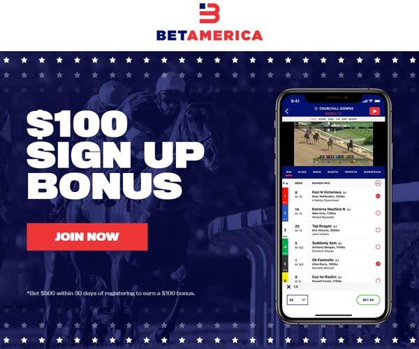 BetAmerica-Horse-Racing-Bonus