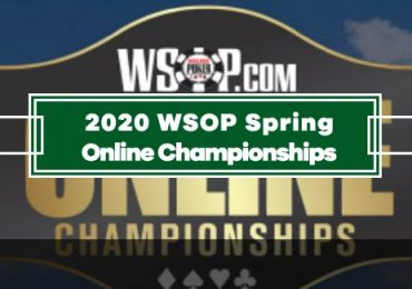WSOP Spring Online Championships - Over $4 Million Guaranteed
