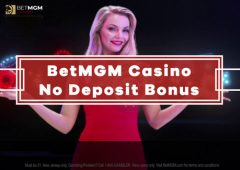BetMGM Casino No Deposit Bonus