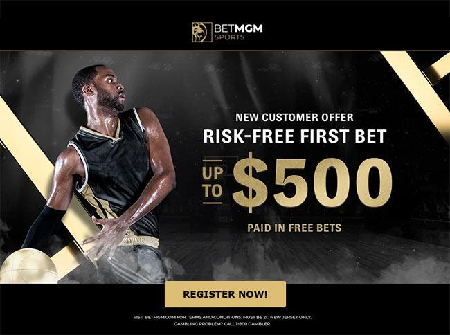 BetMGM betting Bonus