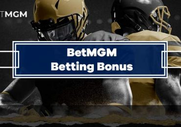 BetMGM Betting Bonus Up To $600 In Free Bets