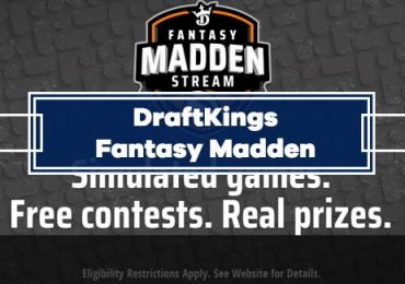 Fantasy Madden Stream: How To Play At Draftkings