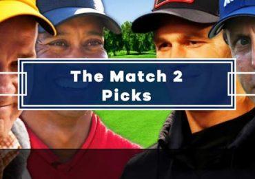 The Match Picks: Woods-Manning vs Mickelson-Brady
