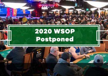 WSOP Rescheduled for Fall