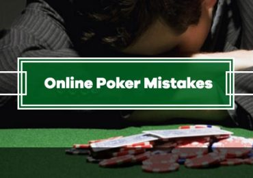Texas Hold'Em Poker Mistakes To Avoid