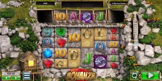 bonanza-megaways-slot