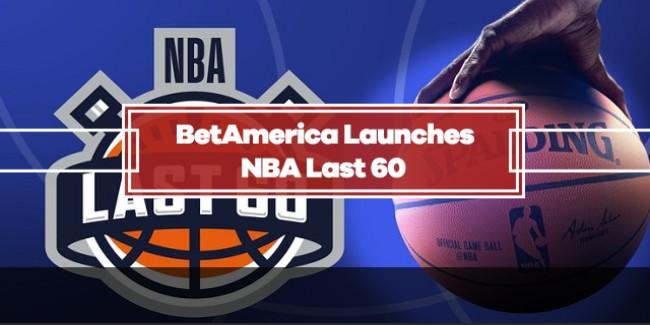BetAmerica Online Casino launches NBA Last 60 Game