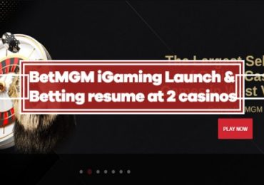 Betting resumes at two casinos and BetMGM launches iGaming app in WV