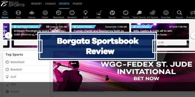 Borgata Sportsbook Review