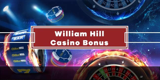 William Hill NJ Casino Bonus - $50 Risk Free