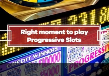 The Best Time To Play Progressive Slots