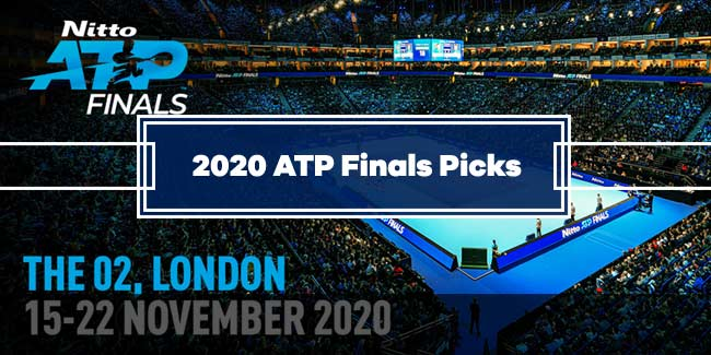 2020 ATP Finals Picks, Predictions & Odds