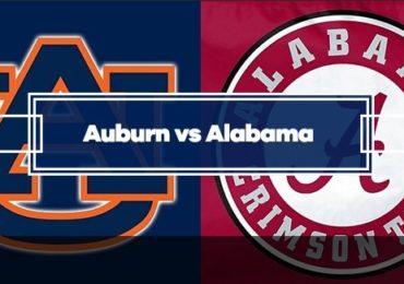Auburn vs Alabama Picks & Predictions (NCAAF - 11.28.2020)